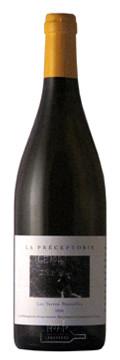 Terres Nouvelles - Vin Blanc - Préceptorie de Centernach