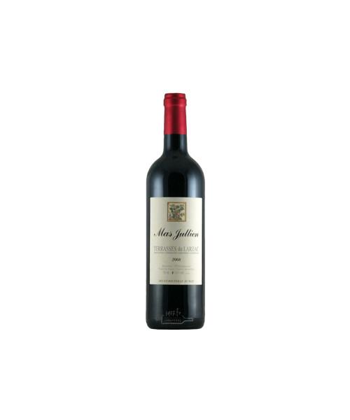 Mas Jullien - Vin Rouge - Terrasses du Larzac