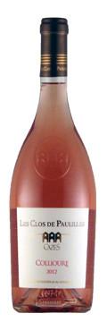 Rosé Collioure - Clos des Paulilles