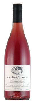 Le rosé - Mas des Chimères - Vin Languedoc - Lac du Salagou