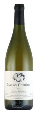 Le Blanc - Mas des Chimères - Vin Languedoc - Lac du Salagou