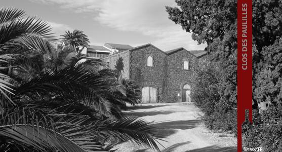 1907: Clos des Paulilles - Vin Roussillon - Acheter les Vins du Clos des Paulilles