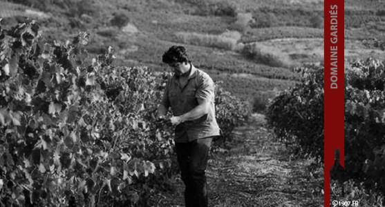 1907: Domaine Gardiés - Acheter les Vins du Domaine Gardiès - Vin Roussillon