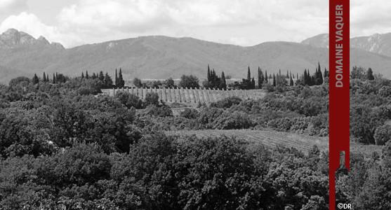 1907: Domaine Vaquer - Roussillon - Acheter les Vins du Domaine Vaquer