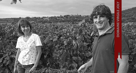 1907: Domaine Virgile Joly - Saint Saturnin - Acheter les Vins du Domaine Virgile Joly