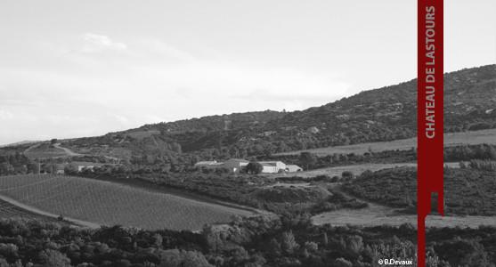 1907: Chateau de Lastours - Corbières - Acheter les vins du Chateau Lastours