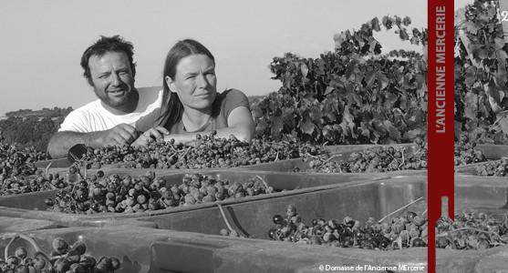 1907: Domaine de l'Ancienne Mercerie - Faugères - Acheter les vins du Domaine de l'Ancienne Mercerie