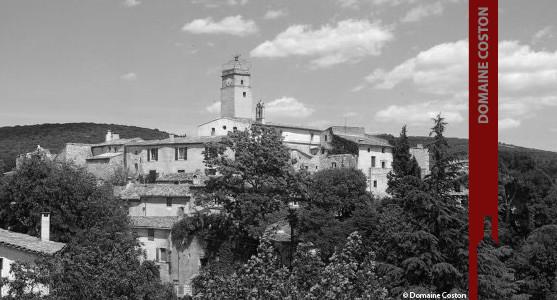 1907: Domaine Coston - Terrasses du Larzac - Acheter les vins du Domaine Coston.