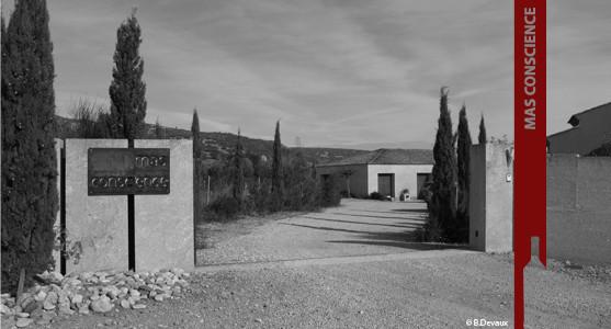 1907: Mas Conscience - Terrasses du Larzac - Acheter les vins du Mas Conscience