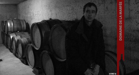 1907: Domaine de la Marfée - Languedoc - Acheter les vins du Domaine de la Marfée