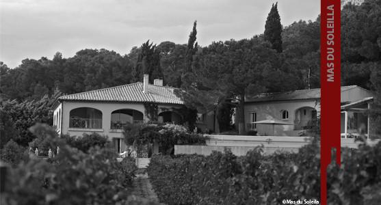 1907: Mas du Soleilla - Languedoc La Clape - Acheter les vins du Mas du Soleilla