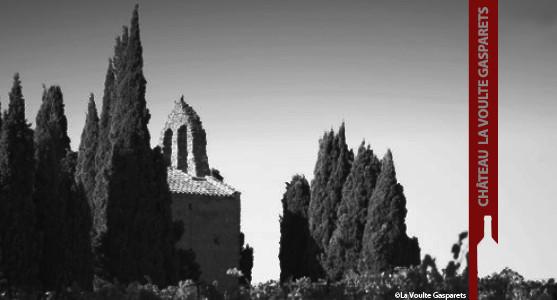 1907: Château la Voulte Gasparets - Corbières Boutenac - Acheter les vins du Château la Voulte Gasparets