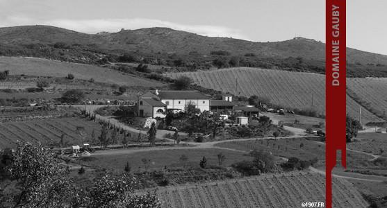 1907: Domaine Gauby - Calce - Acheter les Vins de Gérard Gauby