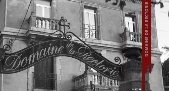 1907: Domaine de la Rectorie - Roussillon - Acheter les Vins du Domaine de la Rectorie